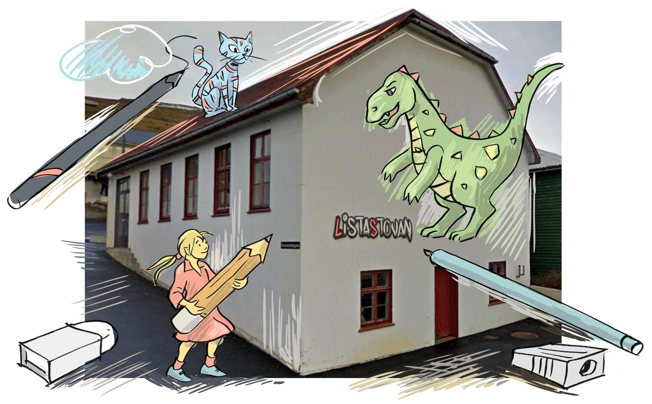 Tekniskeið í Miðvági 2021